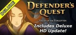 디펜더스 퀘스트: 밸리 오브 더 포가튼 디럭스 에디션