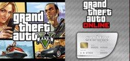 그랜드 테프트 오토 V [GTA V] & 그레이트 화이트 샤크 현금 카드[GTA V]