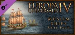 유로파 유니버셜리스 IV: 무슬림 선박 유닛팩