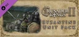 크루세이더 킹즈 II: 비잔틴 유닛 팩