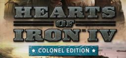 하츠 오브 아이언 IV: 대령 에디션