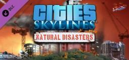 시티즈: 스카이라인 - 자연 재해