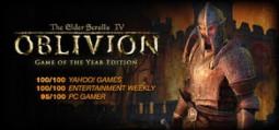 엘더 스크롤 IV: 오블리비언 올해의 게임 에디션