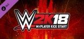 WWE 2K18 - 마이플레이어 킥 스타트