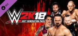 WWE 2K18 - NXT 제네레이션 팩