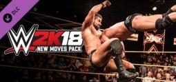 WWE 2K18 - 새로운 기술 팩