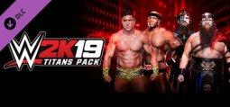 WWE 2K19 - 타이탄 팩