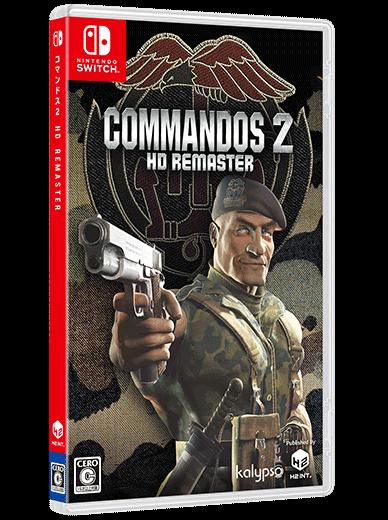 Comandos HD Remadter