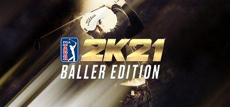 PGA TOUR 2K21 볼러 에디션 한국어판