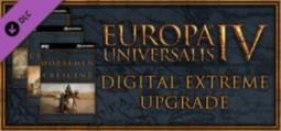 유로파 유니버셜리스 4: 디지털 익스트림 에디션 업그레이드 팩