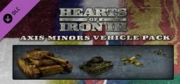 하츠 오브 아이언 III: 군소 추축국 차량 팩