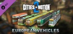 시티즈 인 모션 2: 유럽 운송수단 팩