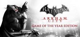 배트맨 아캄 시티: 올해의 게임 에디션