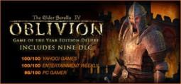 엘더 스크롤 IV: 오블리비언 올해의 게임 에디션 디럭스