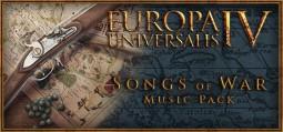 유로파 유니버셜리스 4: 전쟁의 노래 뮤직 팩