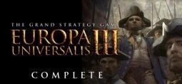 유로파 유니버셜리스 III 컴플리트