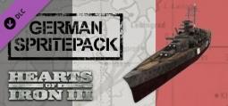 하츠 오브 아이언 III: 독일 스프라이트 팩