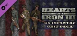 하츠 오브 아이언 III: US 인펀트리 스프라이트 팩