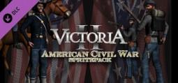 빅토리아 II: 어 하우스 디바이디드 - 남북 전쟁 스프라이트 팩