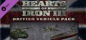 하츠 오브 아이언 III: 영국 차량 팩