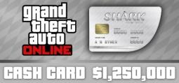 그랜드 테프트 오토 온라인: 그레이트 화이트 샤크 현금 카드[GTA V]
