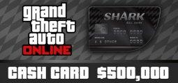 그랜드 테프트 오토 온라인: 불 샤크 현금 카드[GTA V]