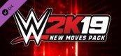 WWE 2K19 - 신규 무브