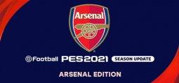 위닝일레븐 2021 시즌 업데이트 클럽 에디션 - 아스날