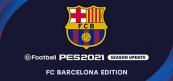 위닝일레븐 2021 시즌 업데이트 클럽 에디션 - FC 바르셀로나