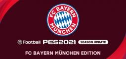 위닝일레븐 2021 시즌 업데이트 클럽 에디션 - FC 바이에른 뮌헨