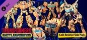 트랜스포머: 배틀그라운드 - 골드 오토봇 스킨 팩