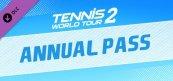 테니스 월드 투어 2 연간 패스
