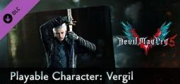 Devil May Cry 5 - 플레이어: 버질