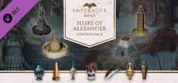 임페라토르: 로마 - 알렉산더의 후계자 컨텐츠 팩