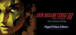 진 여신전생 3 녹턴 HD 리마스터 디지털 디럭스 에디션 [진·여신전생3]