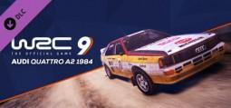 WRC 9 FIA 월드 랠리 챔피언십 - 아우디 콰트로 A2 1984(스팀)