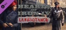 ハーツ オブ アイアン4 La Résistance