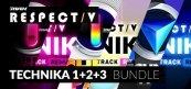 DJMAX RESPECT V - TECHNIKA 1+2+3 FULL BUNDLE