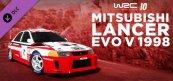 WRC 10 FIA世界ラリー選手権 - 三菱ランサーエボリューションV 1998
