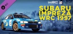 WRC 10 FIA世界ラリー選手権 - スバルインプレッサWRC 1997