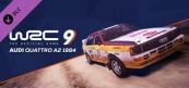 WRC 9 FIA世界ラリー選手権 アウディ クワトロ A2 1984