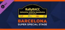WRC 9 FIA世界ラリー選手権 バルセロナ SSS